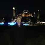 Cooper in Turkey for Keynote Speech